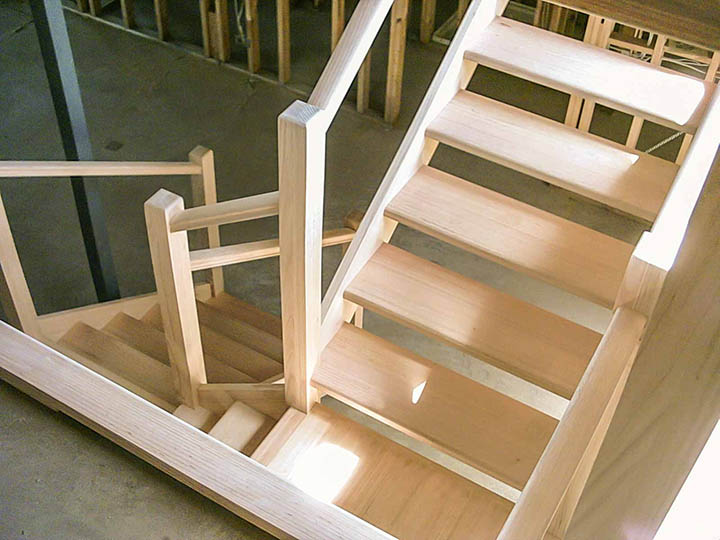 stairs balustrade